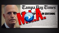 Rick Scott: Missing in Action