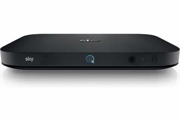 Does Sky Q Router have a WPS button?
