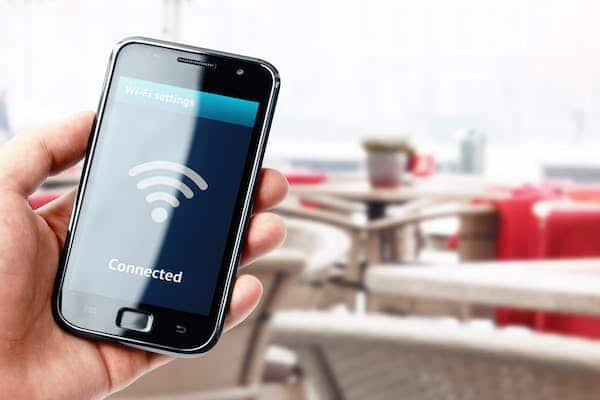 How much does it cost for Wi-Fi a month?