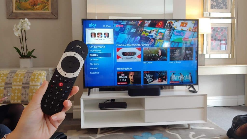 Quick Answer: Where is The Reset Button on Sky Q Hub?