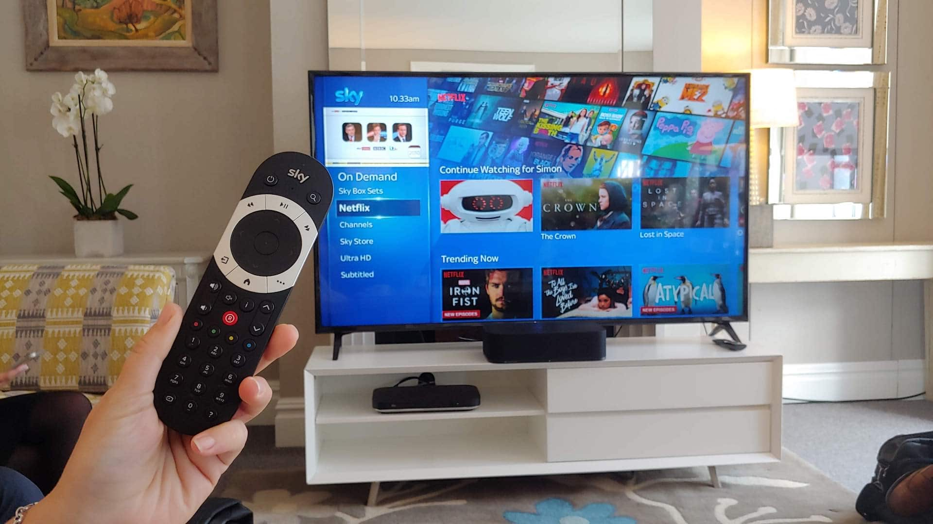 Where is The Reset Button on Sky Q Hub? [Quick Answer]