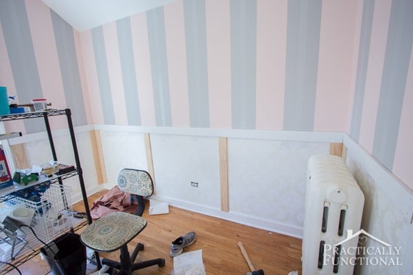 Cost of Painting Wainscoting