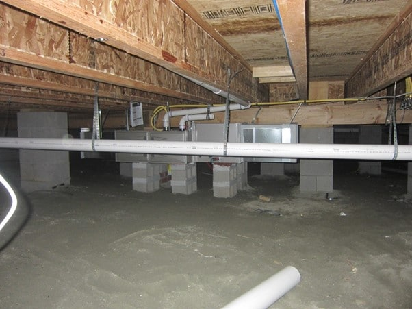 Crawl Spaces and Its Pros and Cons