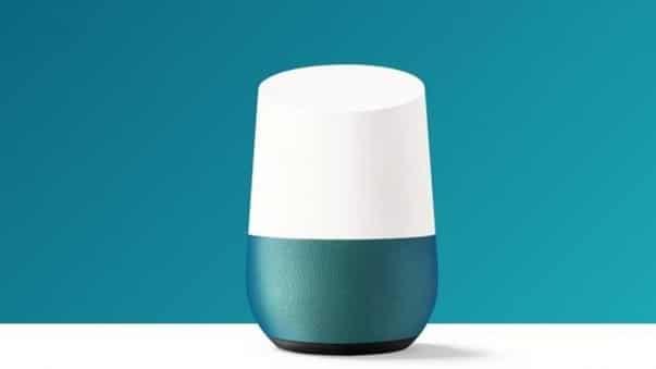 Google Home as a music speaker