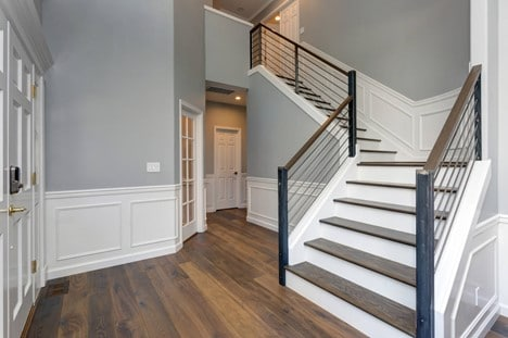 How Much Does Installing Wainscoting on a Staircase Cost