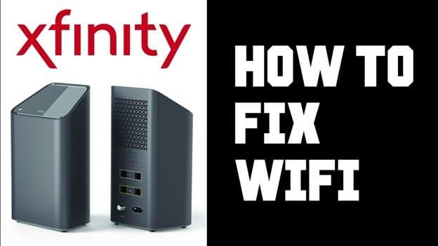 How to fix Xfinity WI-FI keeps disconnecting?