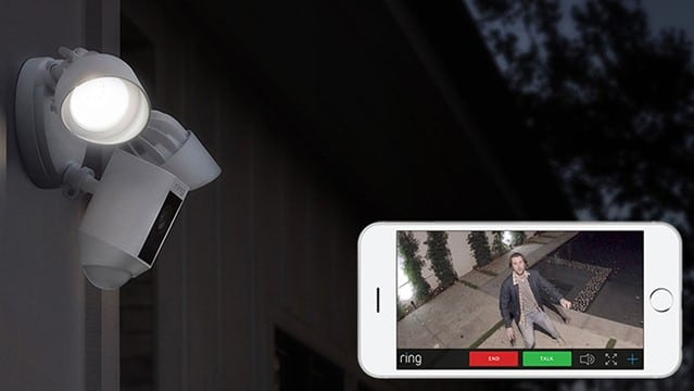 The Review of a Ring Floodlight Camera – Features, Benefits and What to Expect