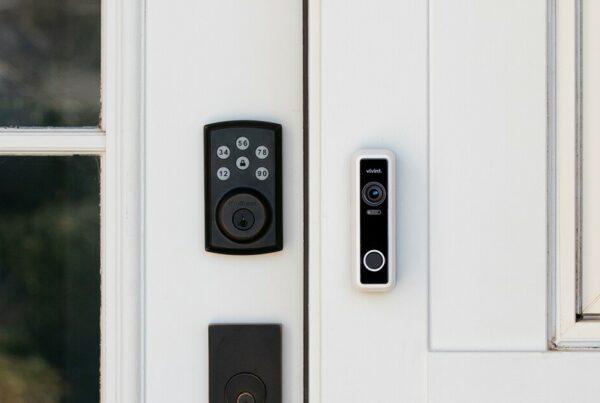 Vivint smart and automated locks