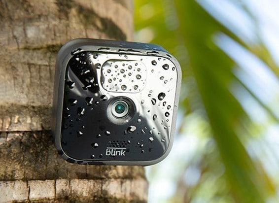 Blink Outdoor Camera Get Wet