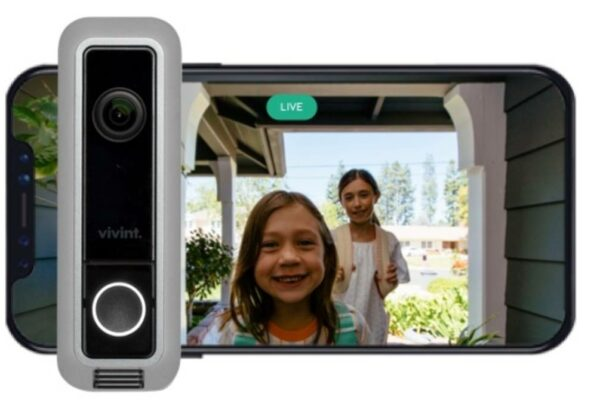 Does Vivint Doorbell Have a Battery or is it Hardwired