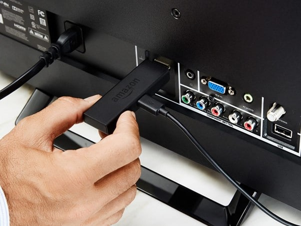 Ensure That Your Firestick's Accessories Are Inserted Properly.
