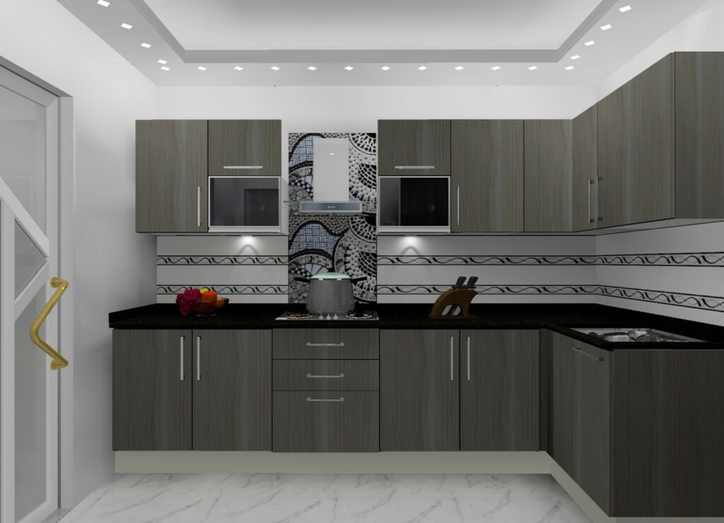 How Modular Kitchen Accessories Can Make Life Easier