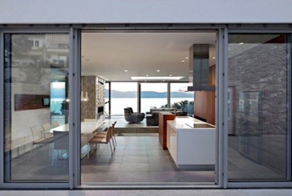 How to Make a Sliding Door Impenetrable