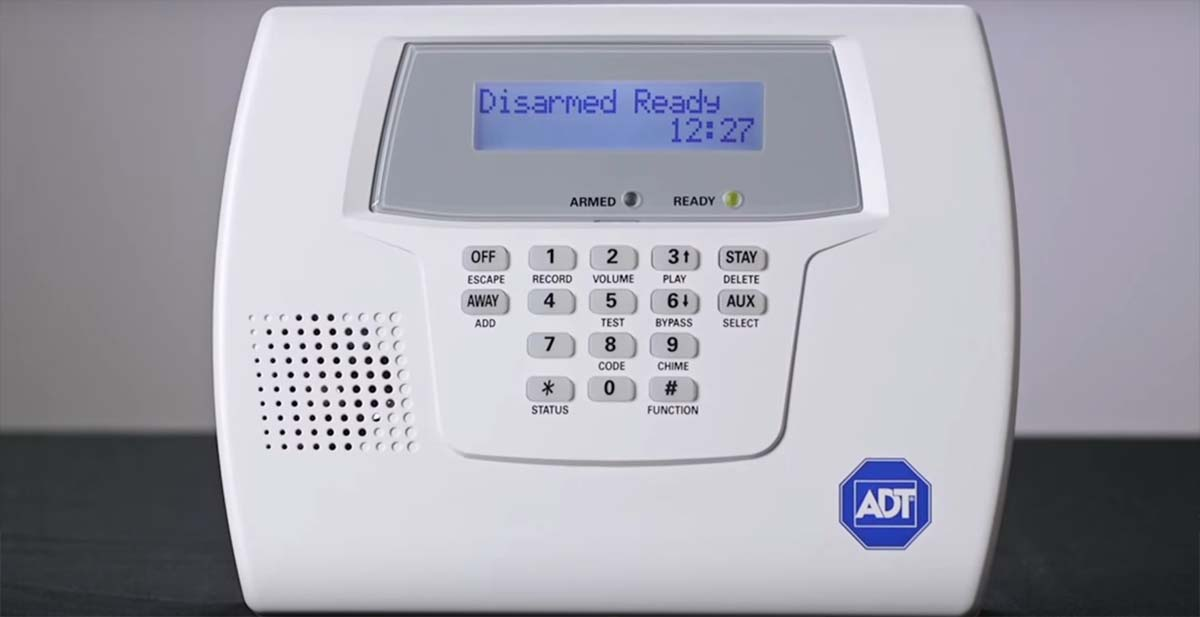 How to Reset ADT Alarm System