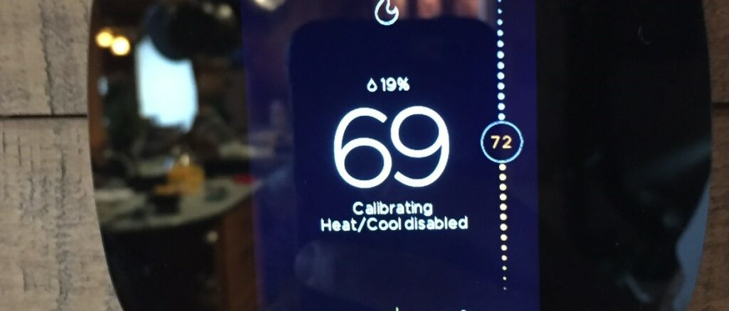 Reasons For Ecobee Calibrating or Troubleshooting