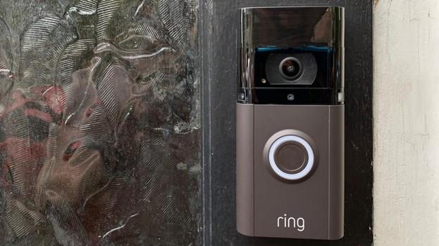 Ring Doorbell 3 plus