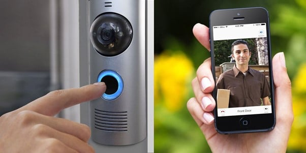 Why is ADT Doorbell Camera Blinking Red