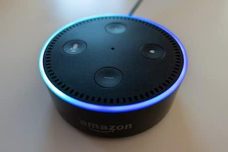 Why is Alexa Blinking Spinning Green Ring