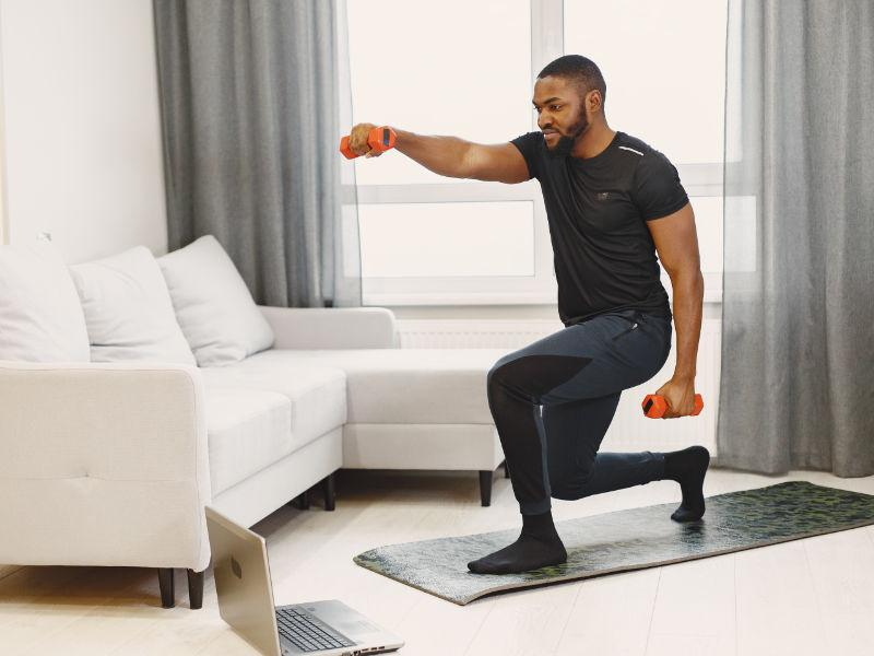 Why creating a home gym is an affordable way to improve your health